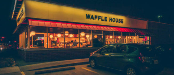 "The ""Waffle House Index"" is in full effect"