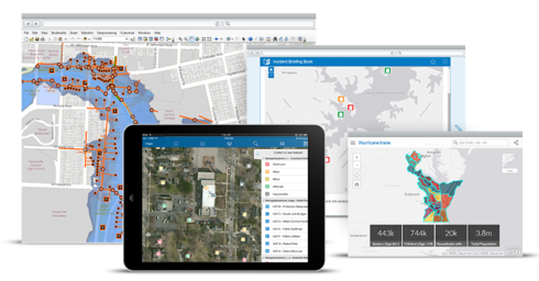 ArcGIS Technology is Leading the Change